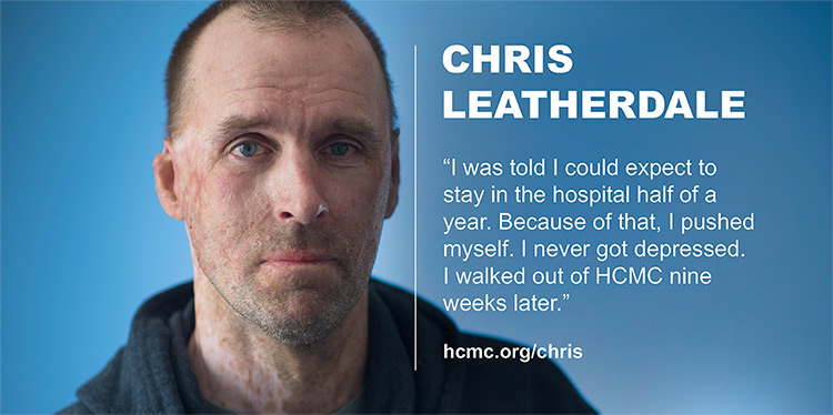 Read Chris's story