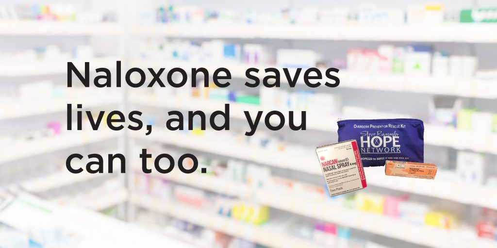 Save a life from opioid overdose – get people breathing again!