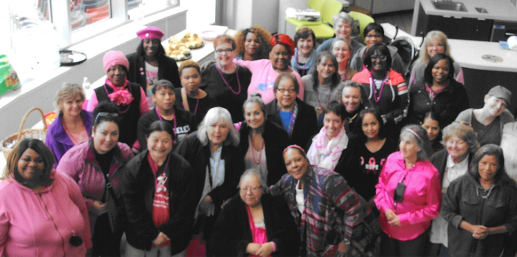 Celebrating ten years of breast cancer survivors