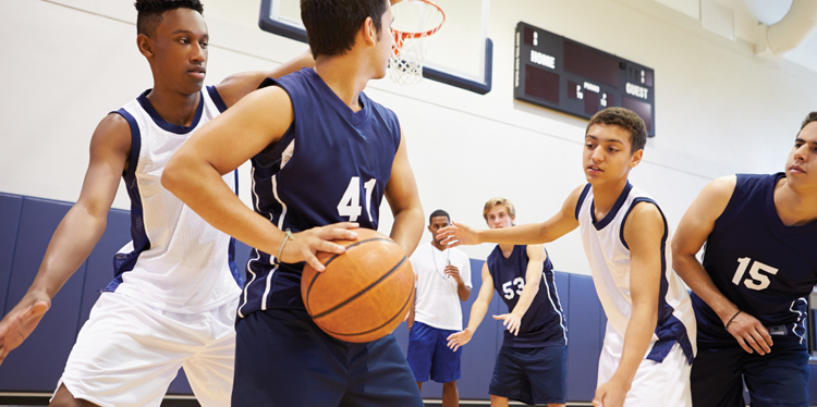 Sports physicals create opportunities for healthy conversations