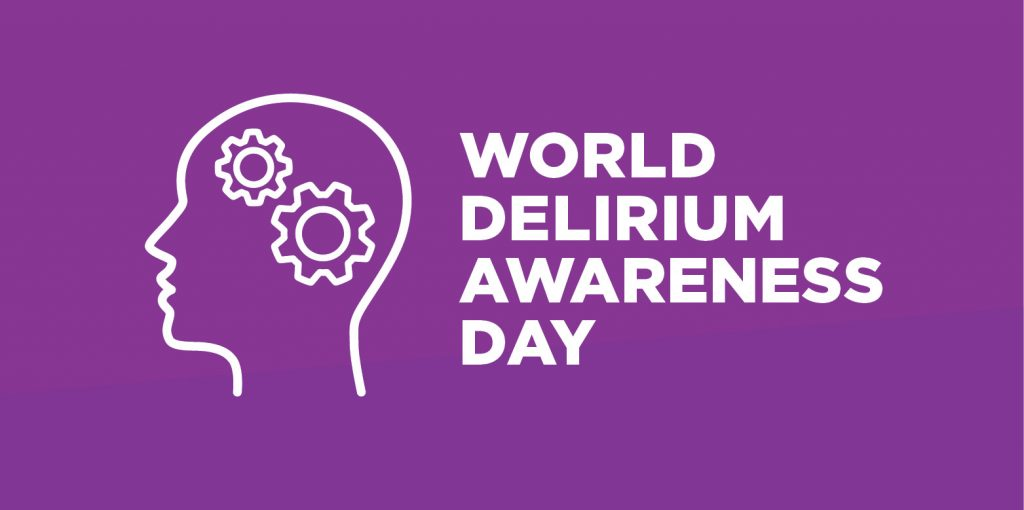 World Delirium Awareness Day is March 11, but what exactly is delirium?