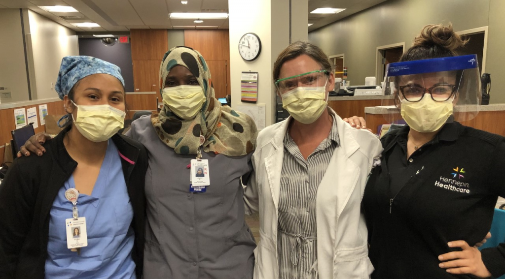 COVID-19 Pandemic: Our Richfield Clinic Experience