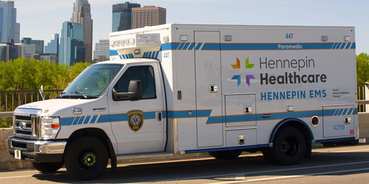 Hennepin EMS community paramedics and MVNA lead the  charge in COVID-19 community testing