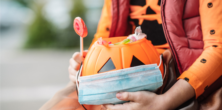 Creativity is a must to keep Halloween fun (and safe) for kids this year