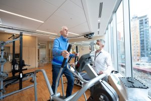Jim Leach physical therapy TBI Patient Story